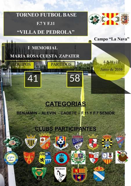 Cartel Pedrola