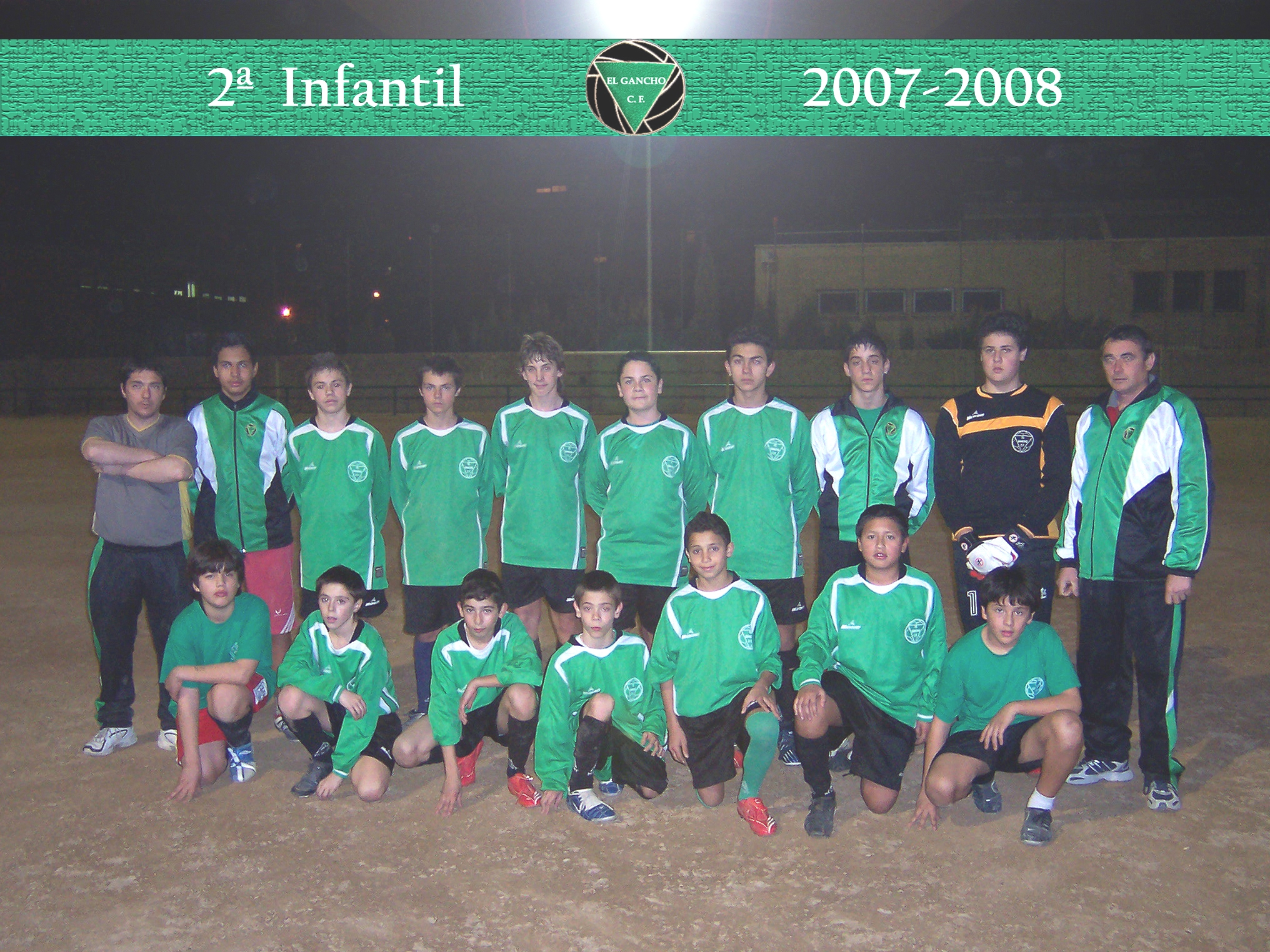 2007-2008 Infantil