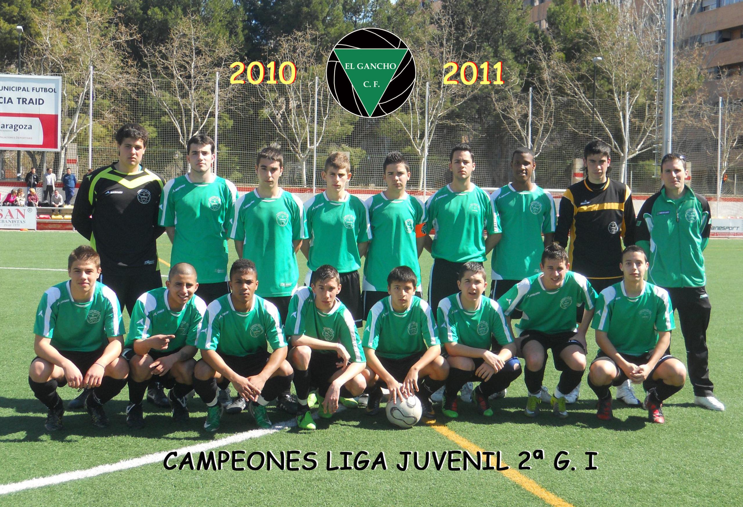 2010-2011 Juvenil