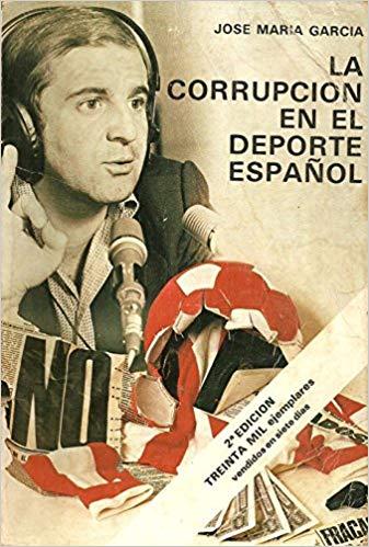 LA CORRUPCIÓN EN EL DEPORTE ESPAÑOL