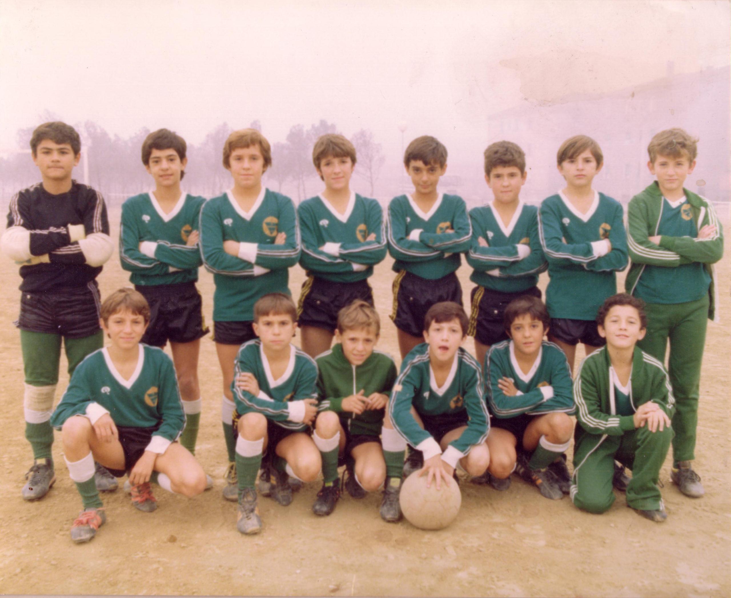 1981-1982 Alevin