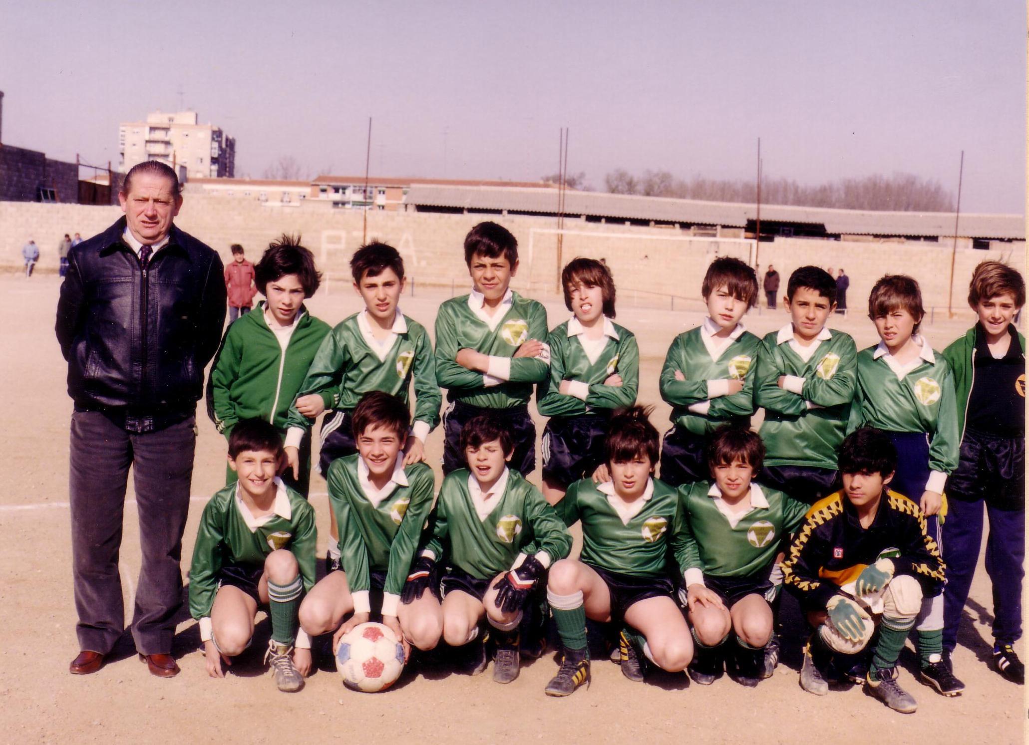 1983-1984 Alevin