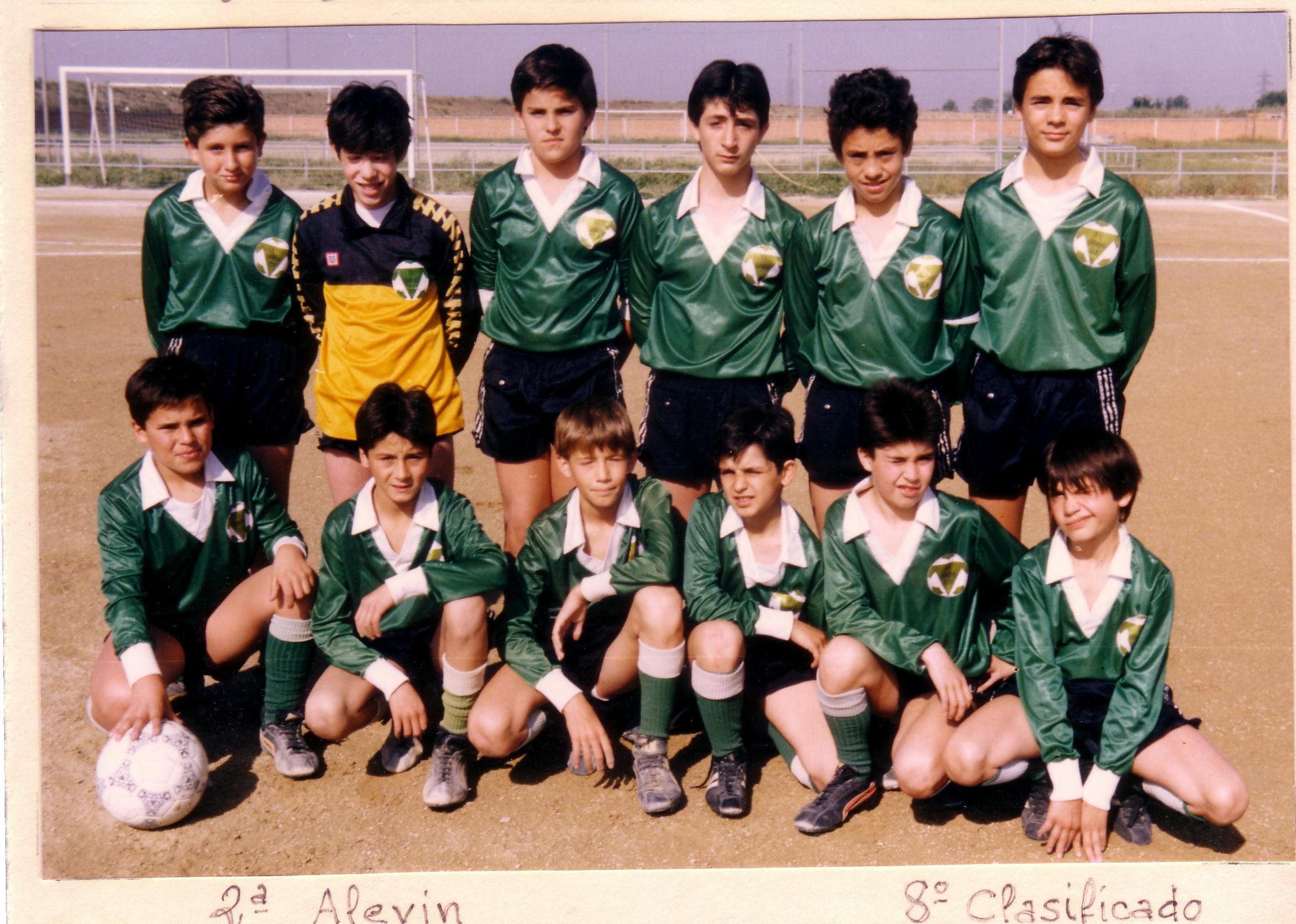 1986-1987 Alevin