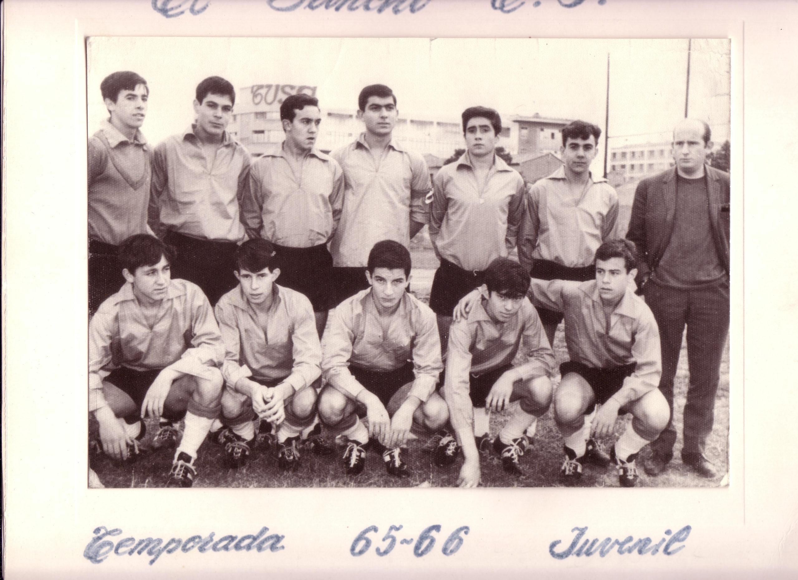 Juvenil 65-66