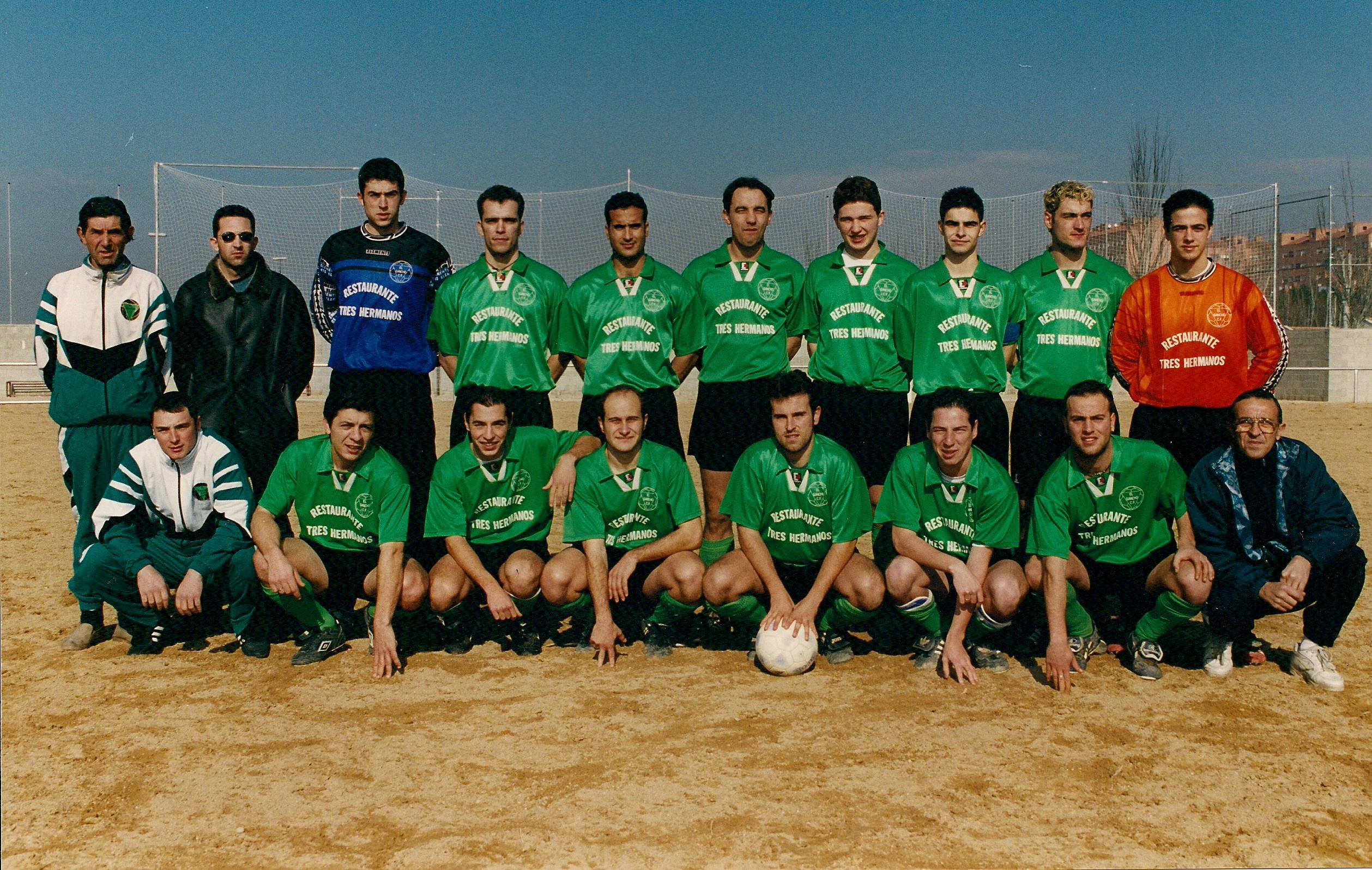 Regional 2000-2001