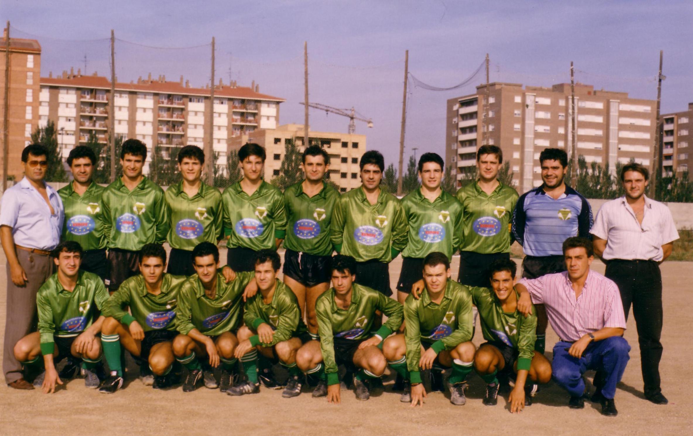 1991-1992 Regional