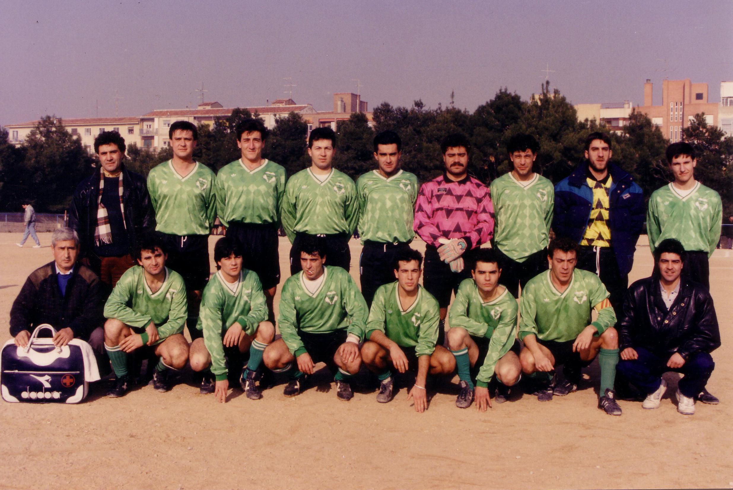 1992-1993 Regional