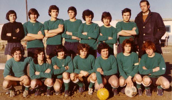 1973-1974 Juvenil