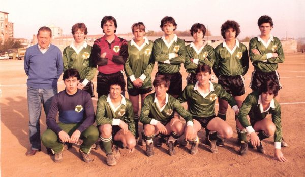 1982-1983 Juvenil